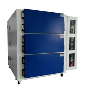 Liyi All Customize Double Door Electric Hot Air Industrial Drying Oven Price