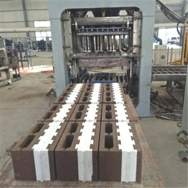 concrete block making machines equipment