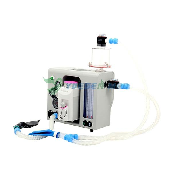 High Quality Portable Veterinary Anesthesia machine For vet Hospital