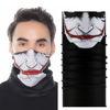 Skull jiabao face mask headwear bandana hip hop Bandana gaiter neck durag