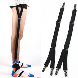 Non-slip anti-slip-out clip sling Anti-crease shirt garter