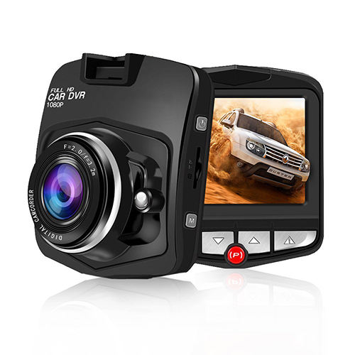 Wide Angle 2.4 Inch Full HD 1080P Vehicle Blackbox Car DVR GT300 Dash Cam 1080p Dvr Video Recorder
