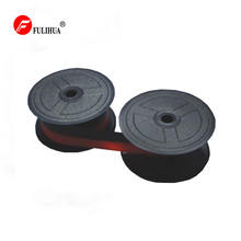 Compatible Twin Spool Fabric Ink Calculator Ribbon GR24/41/42 B/R for Citizen 350DPII Samsung ER-290 CANON EP102 MP11DX MP1210D
