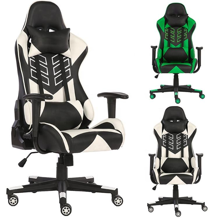 China Supplier New Style Metal Frame Silla Gamer Gaming Chair Racing