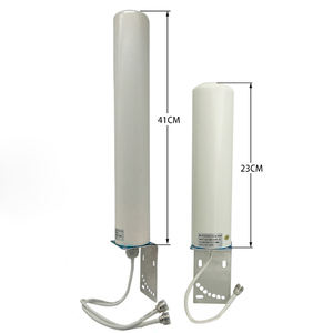 Customized Omni high gain 14dBi outdoor mimo communication antenna for 2g 3g 4g 5g LTE WIFI