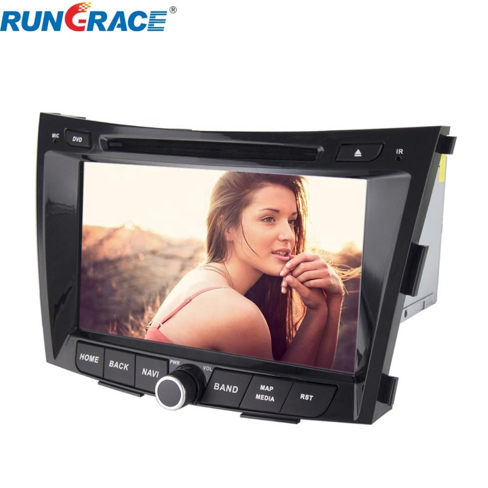 Hot Sale double din Android 6.0 car dvd player with gps MP3 fm for ssangyong tivoli