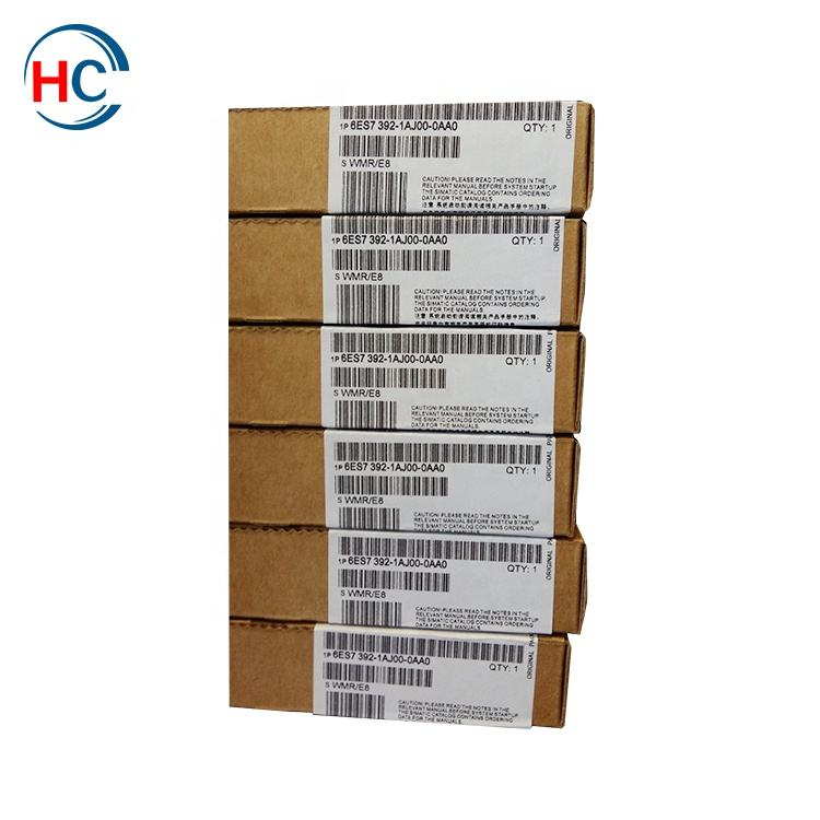 Hot Sale Siemens Programmable Logic Controller Smatic S7-300 6ES7392-1AJ00-0AA0 6ES73921AJ000AA0 Plc In Stock