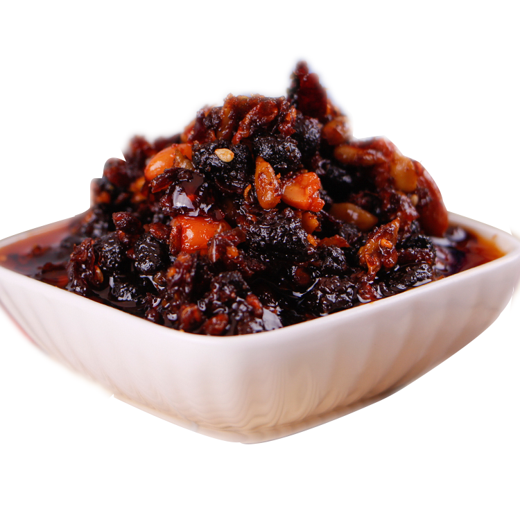 Chili oil paste for dipping chili beans snack chili sauce
