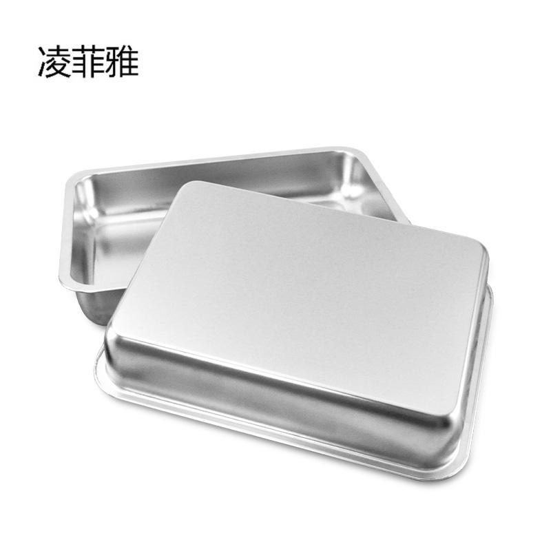 custom Stainless steel new restaurant food container deep food pan for sale