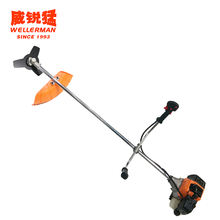 Professional  Side Hanging Type Hand Push  Gas Petrol Cordless Lawn Mower For Garden And Farm Craftsman electric lawn mower