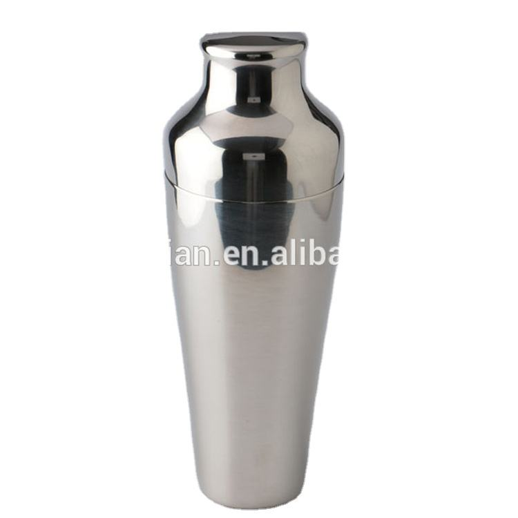 Factory price unique branded Cocktail French shaker
