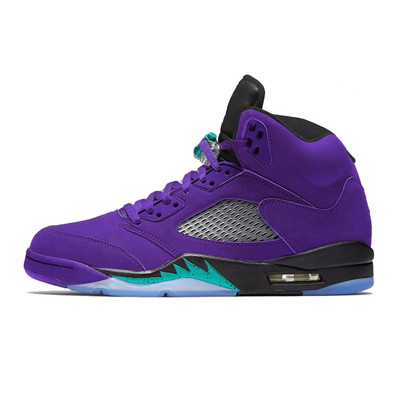 Jordan 5 Sneaker Shoes Air Cushion Shoes Light Basketball Sneakers Anti-skid Outdoor Shoes Chaussures Hom