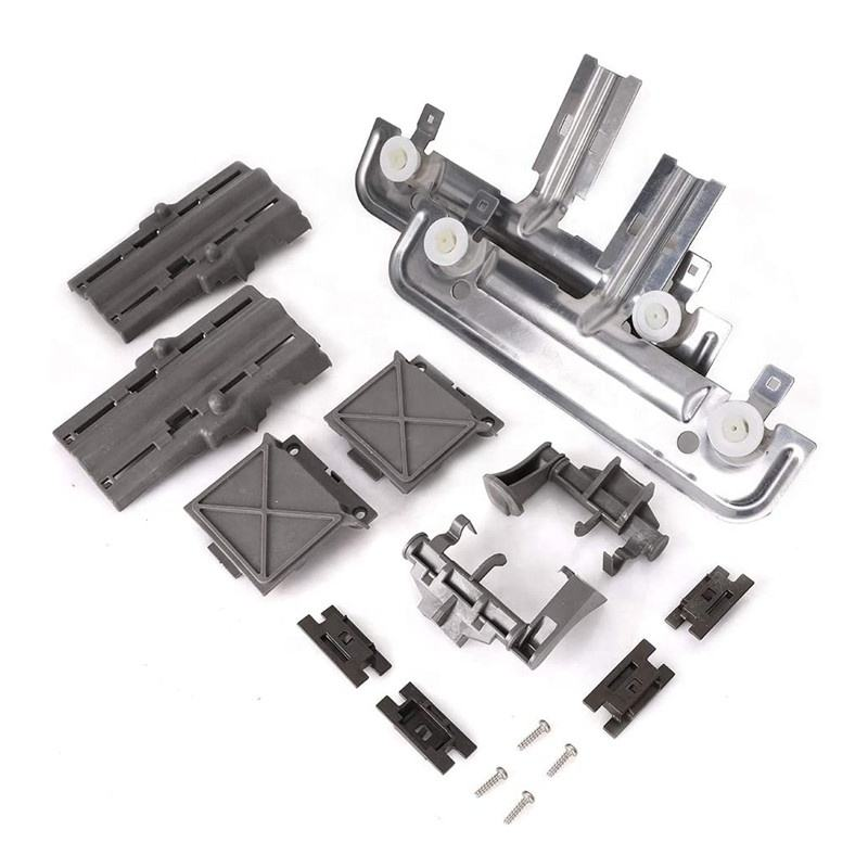 W10712395 Dishwasher Parts Rack Adjuster Kit for Whirlpool & Kenmore