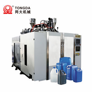 TONGDA HTSll5L Automatic Plastic Bottle Extrusion Blow Molding Machine