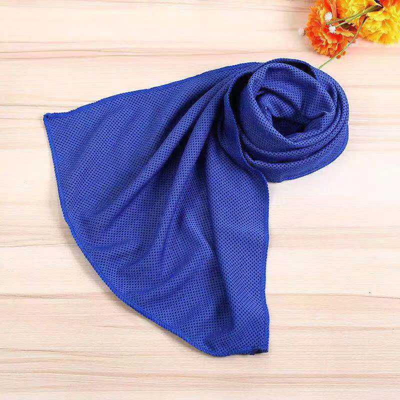 Breathable Magic Sport Quick Dry Cooling Ice Face Towel