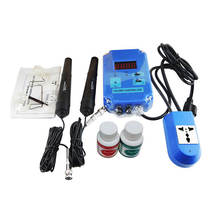 PH ORP Tester Monitor pH Meter Water Quality Output Power Relay Control Electrode Probe for Aquarium