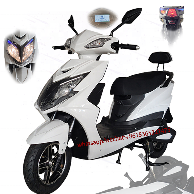 Electric Scooter CKD 250w Max Oem Motor Power Battery Time Charging Electronic Wheel Brake Adults
