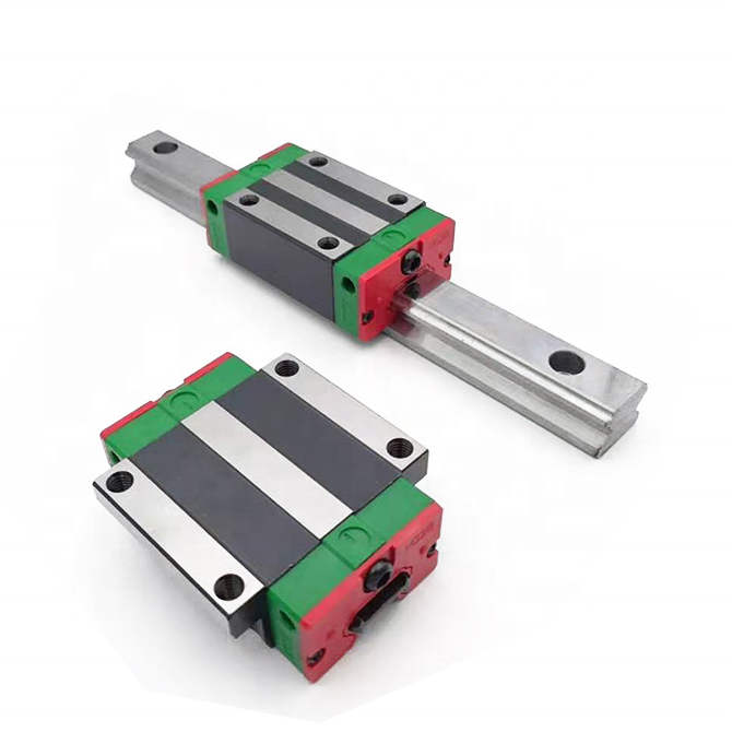 15mm 20mm 25mm linear guide rail HGR15 HGR20 HGR25 CNC linear guideway