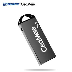 Ceamere C12 Mini Portatile USB Flash Drive 256MB 2GB 4GB 8GB 16GB Pendrive 32GB 64GB 128GB In Metallo Pen Drive Logo Personalizzato Pendrive