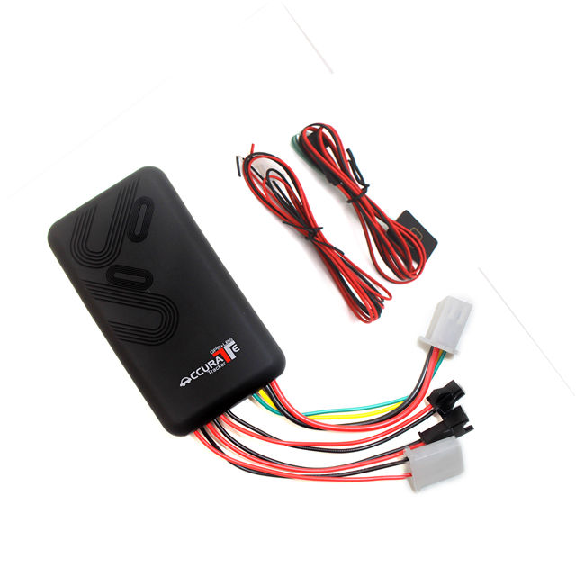 Newest High Quality Good Price Accurate Vehicle Tracker Manual Gps Gt06 Vehicle GPS Tracker with Relay SOS ACC