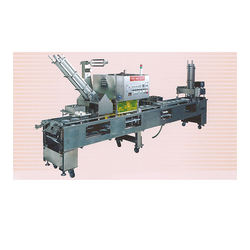 INTERMITTENT MOTION PACK SEALING MACHINE automatic plastic box sealing machine sealing