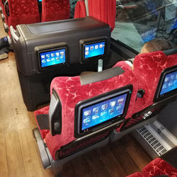 Wireless Bus Entertainment System
