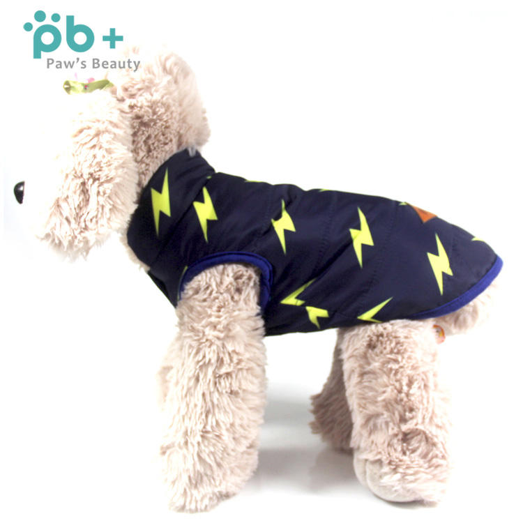 Wholesale Fashion Winter Pet Dog Vest Coats Clothes