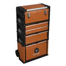 cabinet convenient divider aluminum tool box with casters