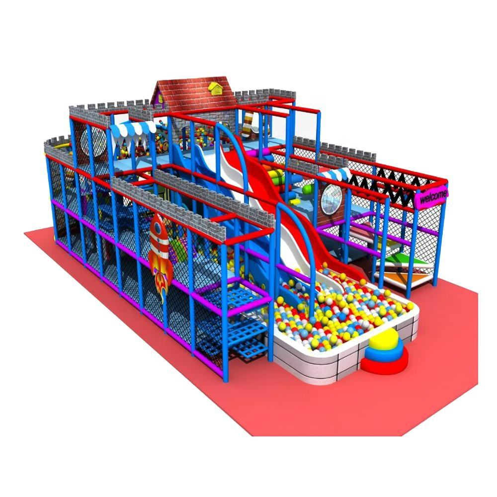 commercial Hot selling CE,GS proved factory price funny soft play indoor playground equipments 5.LE.T6.405.160.00