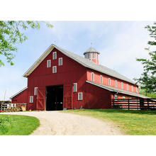 low cost steel structure horse barn designs
