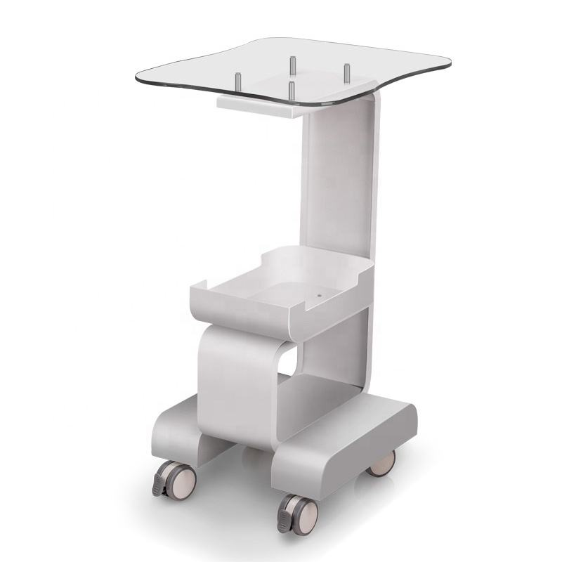 Professional beauty machine trolley for beauty salon