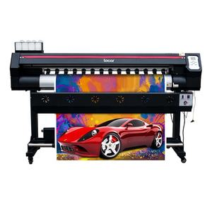 LOCOR 1.8m eco solvent large format printer price with XP600 DX5 printhead