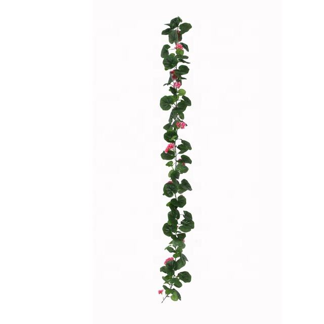HSC Best Selling products Artificial Plant 155cm Begonia Vine For Garden or Home Decoration