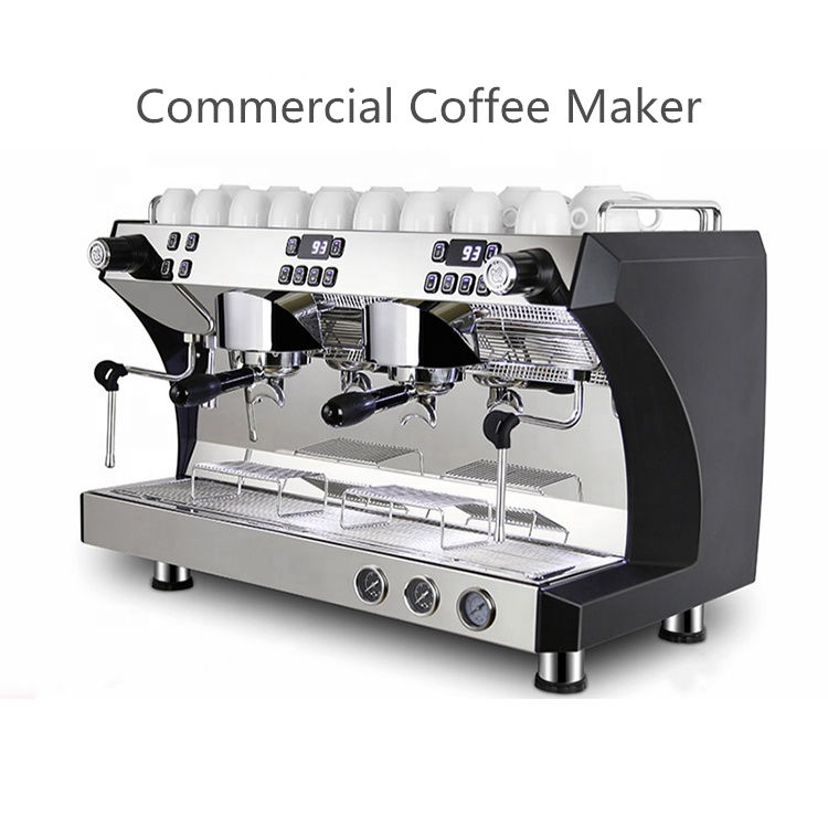 USA imported water pump professional commercial Espresso coffee machine/cafe coffee maker/coffee machine automatic