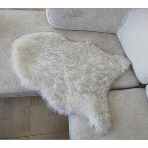 Factory Directsale Fur Throw Blanket Faux Sheepskin Rug