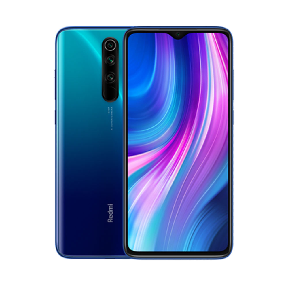 Xiaomi Redmi Note 8 Pro 6.53 inch FHD+ 48MP Quad Rear Camera 6GB 128GB 4500mAh 4G LTE Smartphone