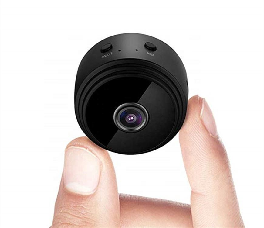 Spy Wireless Hidden WiFi Mini Camera CCTV HD 1080P Home Security Cameras For Nanny Small Indoor Outdoor Video