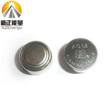 Wholesale 1.5V LR44 A76 Batterie Ag13 Button Coin Cell Battery
