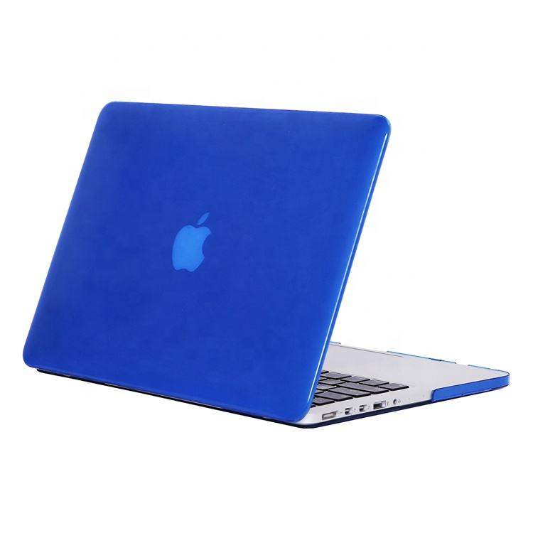 Novas Invenções de Proteção Matte laptop Magro Shell Duro Para Macbook Air PC Case Para Macbook Pro de 15.4 Polegadas Retina macbook cas