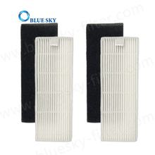 Customized HEPA Filter & Sponge Kits Replacement for Ilife A6 A4 A4s Robot Vacuum Cleaner Accessories