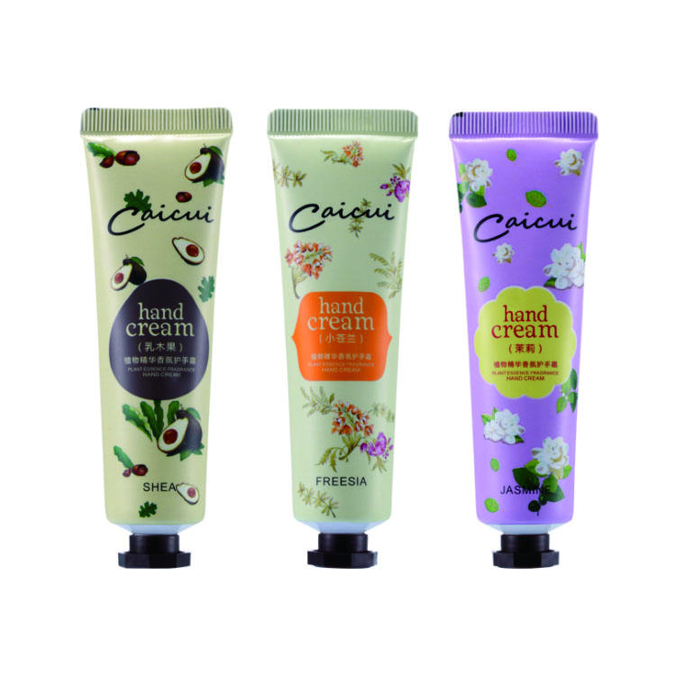 ขายร้อน Anti Chapping และ Moisturizing Nourishing Smoothing Essence Plant Fragrance Hand Cream