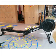 High Intensity Fitness Equipment Club Rowing Machine Air Rower