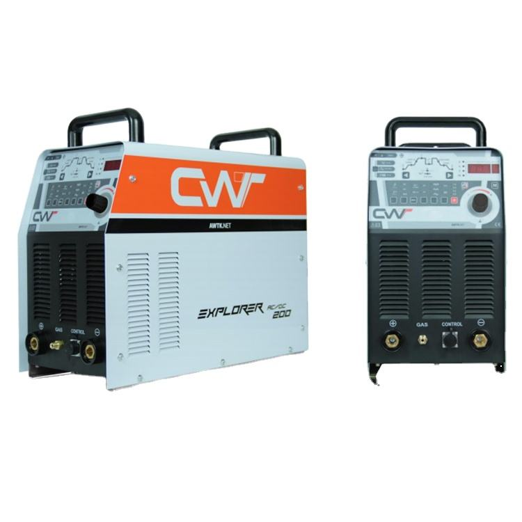 SHUNTE Good After-Sale Service tig 200P welding machine Inverter AC DC tig welder