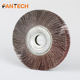 FANTECH Klingspor sanding cloth unmounted flap wheel big abrasive wheels for metal and stainless