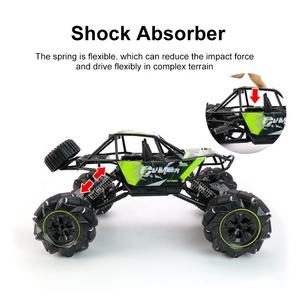 1:12 Scale 5 Channels 4x4 Off Road Climbing Remote Control RC Car Monster Truck