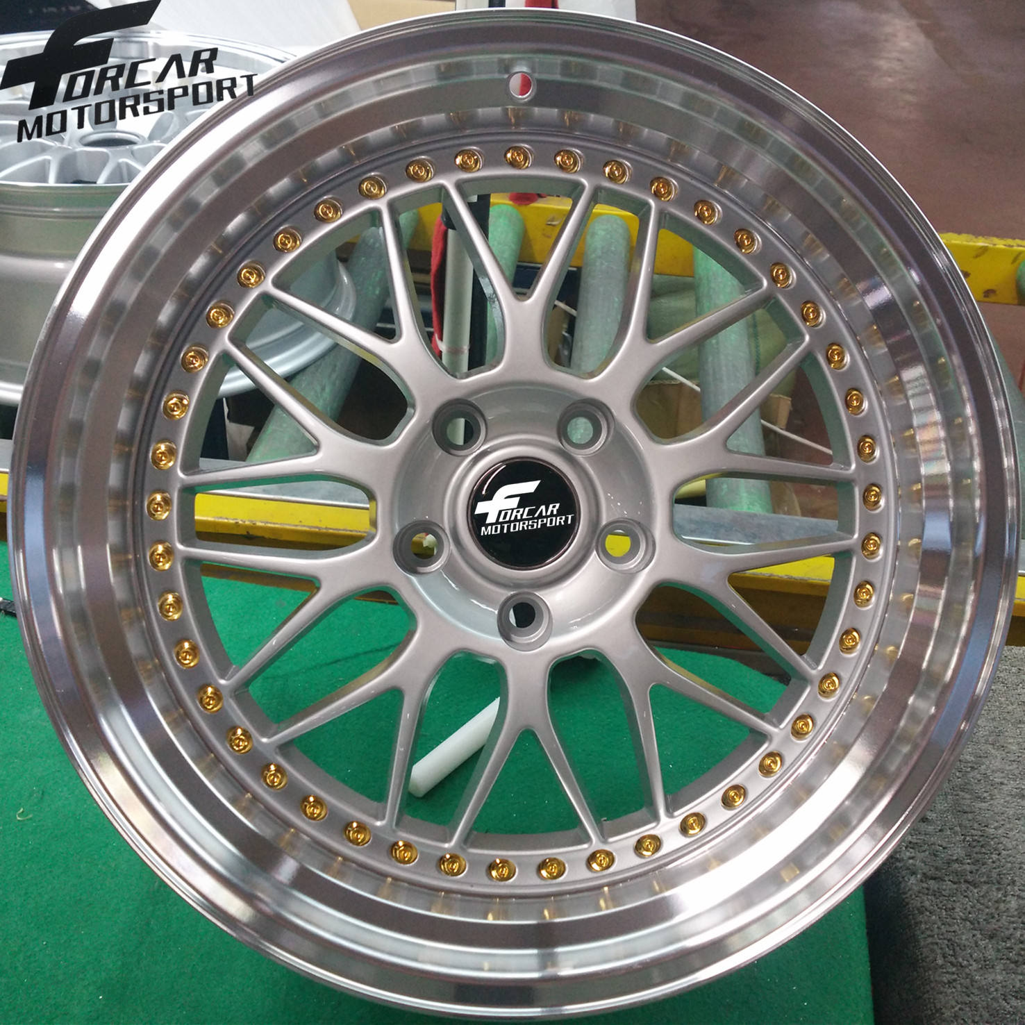 Customized Aluminum car Alloy Wheel for BBS high quality in china