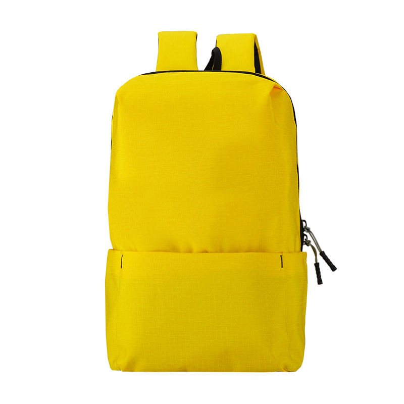 600D polyester main material backpack waterproof sports backpack custom logo