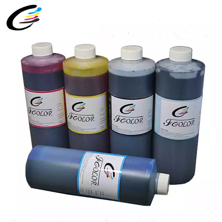 Anti Desvanecimento UV <span class=keywords><strong>Tinta</strong></span> Recarga 1000ml Desktop Anti UV Dye Ink para Canon PGI150