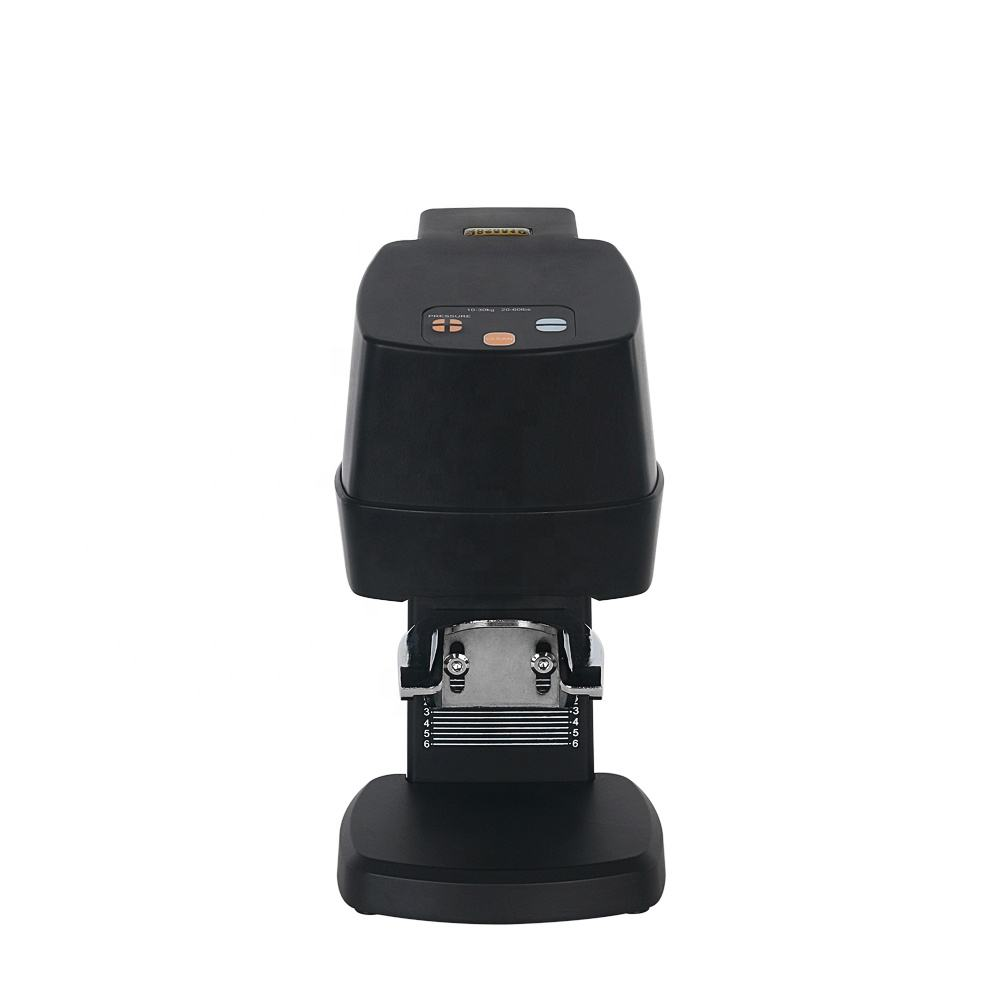 Electric Coffee Tamper Machine Automatic Coffee Tampering Easy to Use Tamper With Pressure Control