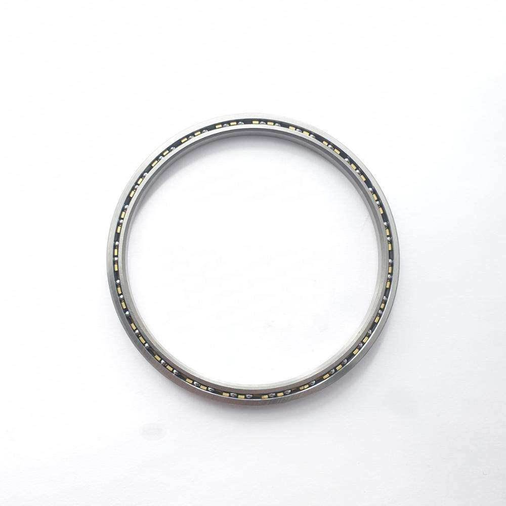 Thin Section Wall Deep Groove Ball Bearing KA035CPO /KA035XPO four-point contact ball bearing Size 3.5x4x0.25 inch
